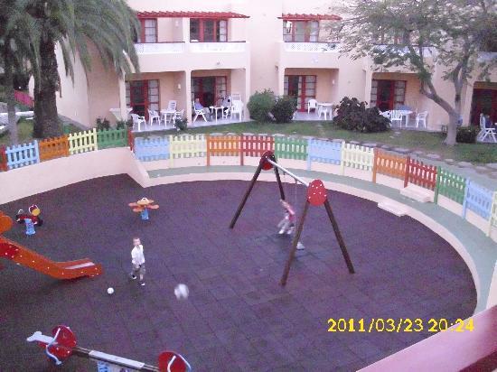 Apartamentos THe Koala Garden: The playground