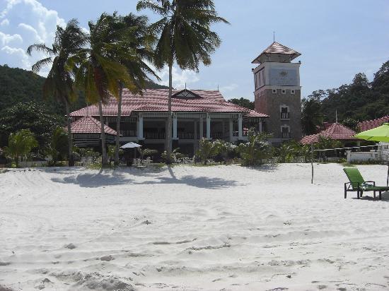 Sari Pacifica Hotel, Resort & Spa - Redang Island: spiaggia