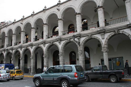 Sonesta Posadas del Inca: Mitten im Zentrum gelegen .. und doch ziemlich ruhig