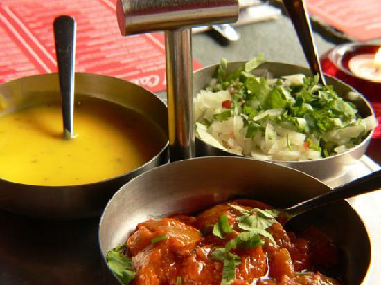 Oh! Calcutta!: we aim to change your perception of Indian food for ever.