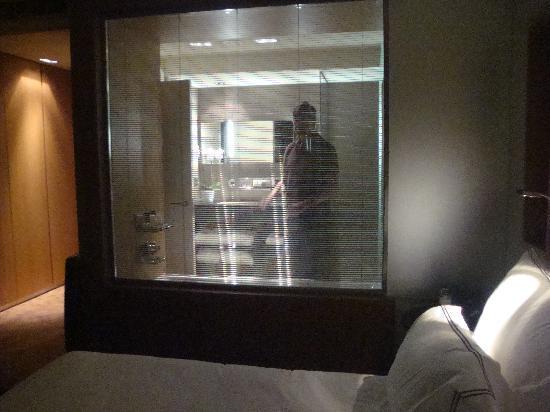 Valbusenda Hotel Bodega & Spa: desde la habitación, el baño