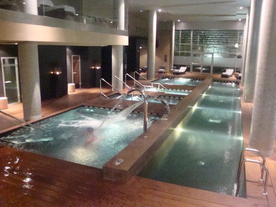 Valbusenda Hotel Bodega & Spa: sapa