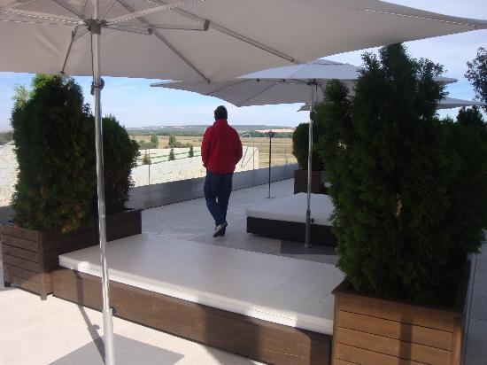 Valbusenda Hotel Bodega & Spa: zonas de exterior