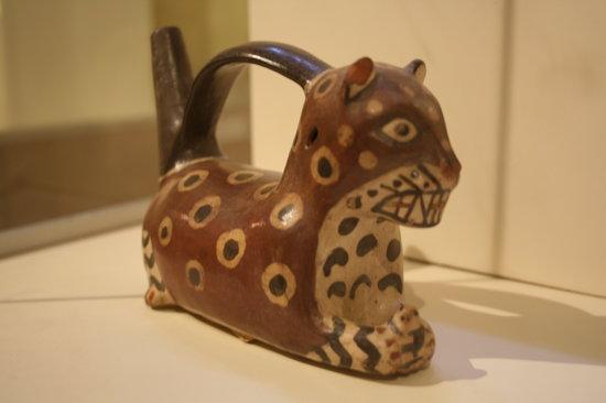 Ica, Perú: schöne Keramik