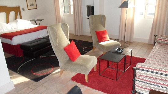 Baumanière les Baux de Provence : La Chambre Luxe
