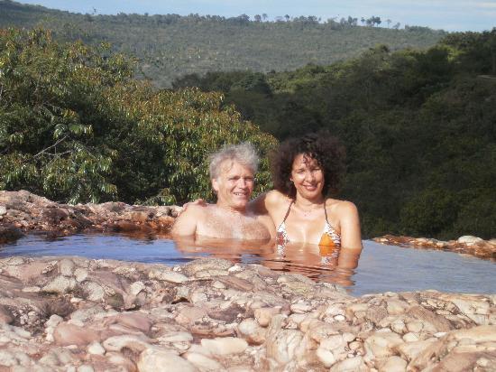 Pousada Tatu Feliz: baignoires naturelles