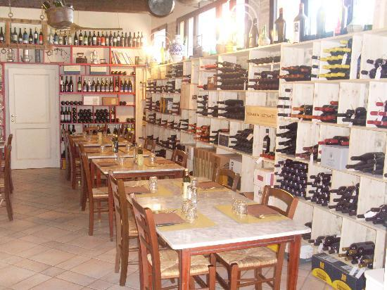 Osteria dell'ignorante: in vino veritas