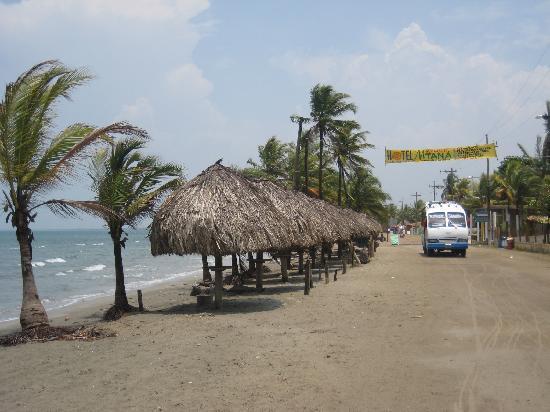 Hotel Nitana: Beach View