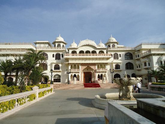 The Shiv Vilas: Hotel