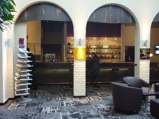 Mercure Strasbourg Centre Gare : The Hotel Bar