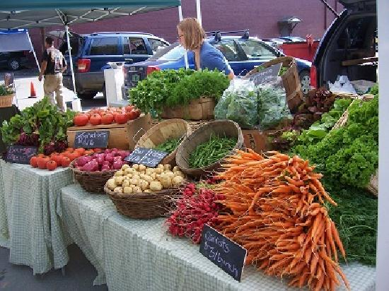 Northeast Kingdom, VT : Farmers' Markets