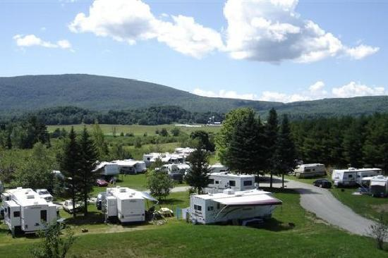 Northeast Kingdom, VT: Campgrounds