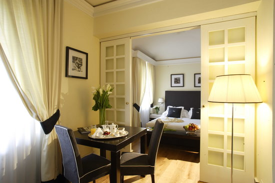 Tornabuoni Suites Collection: Double Luxury Suite