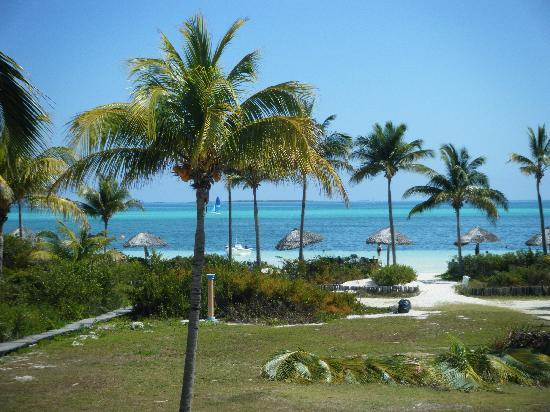 Melia Cayo Guillermo: Beautiful view