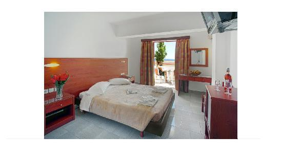 Sunny View Hotel: double room