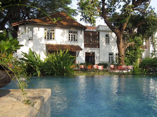 Casino Hotel Willingdon Island Kochi Kerala