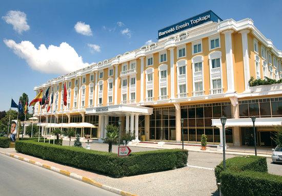 托普卡帕巴瑟羅爾思酒店
