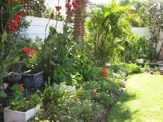 Sunset Lodge: Beautifully Maintained Garden