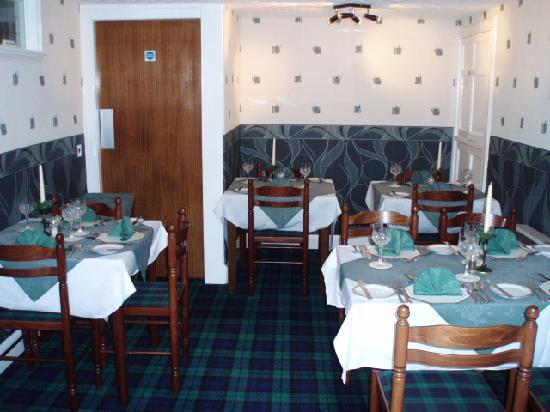 Carrmoor Guest House: Restaurant