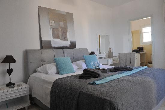 Stagones Luxury Villas : when we first came in