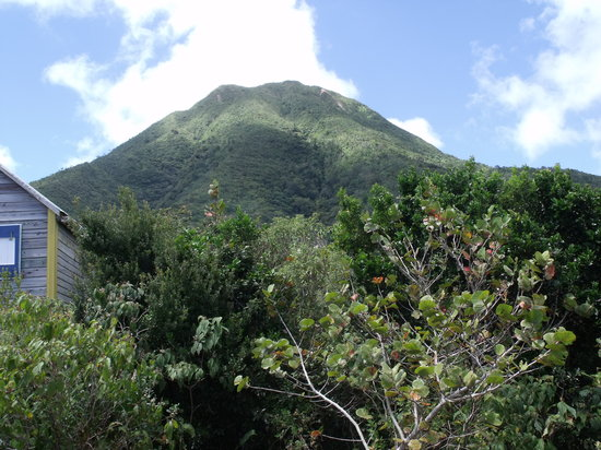 Mount Nevis from Peak Heaven