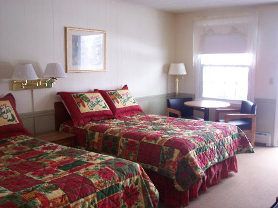 Jefferson, NH : Nice clean rooms