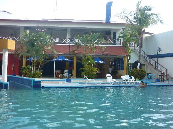 Sol Caribe San Andres: foto picina