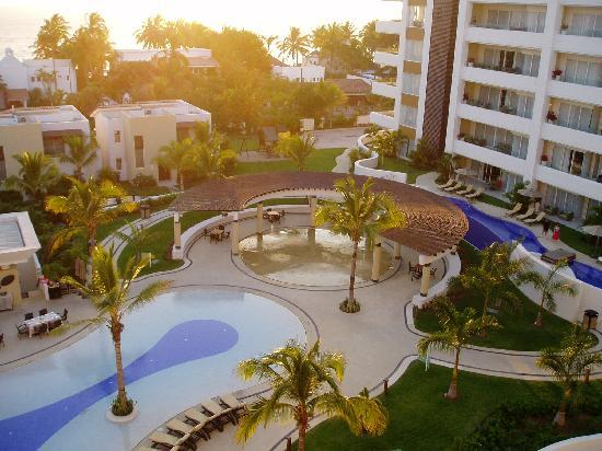 Marival Residences Luxury Resort Nuevo Vallarta: view of the whole resort
