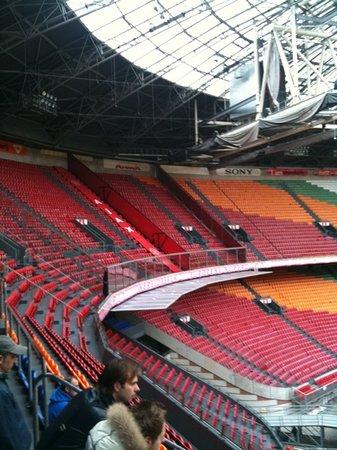 Amsterdam ArenA Stadiontours