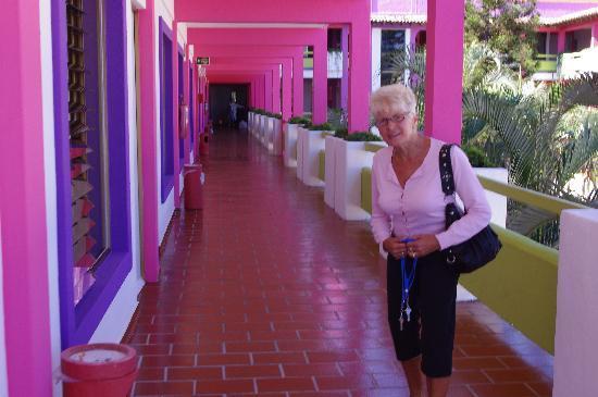 Decameron Los Cocos: Leaving for home