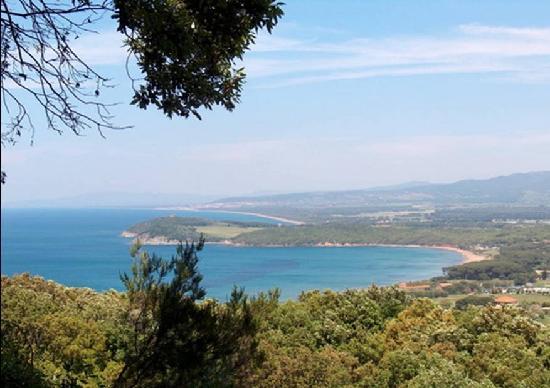 Bagno Altamarea : Golfo di Baratti www.bagnoaltamarea.it