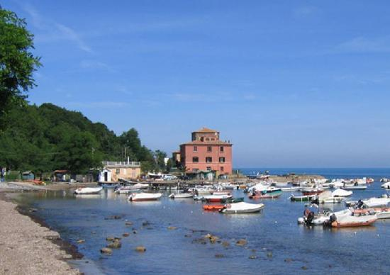 Porticciolo Baratti www.bagnoaltamarea.it - Picture of Bagno ...