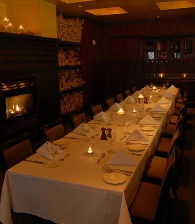 Esquire Grill Private Dining