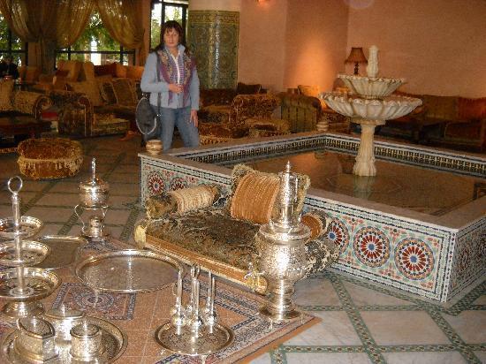Zalagh Parc Palace : Hall