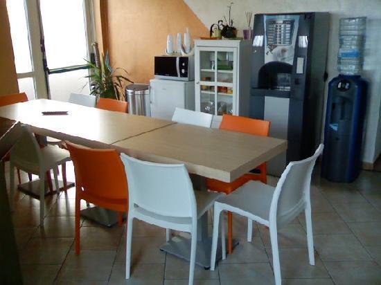 La Siesta Bed & Residence : Sala per la colazione