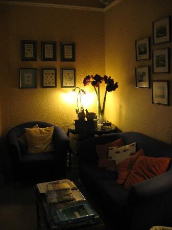 Norwood House: The cosy seating