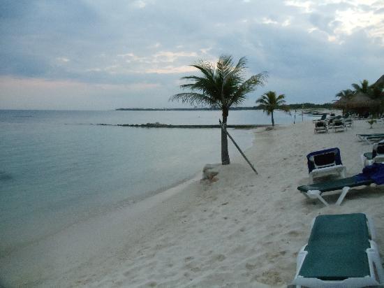 El Dorado Sensimar Riviera Maya: Gorgeous Beach
