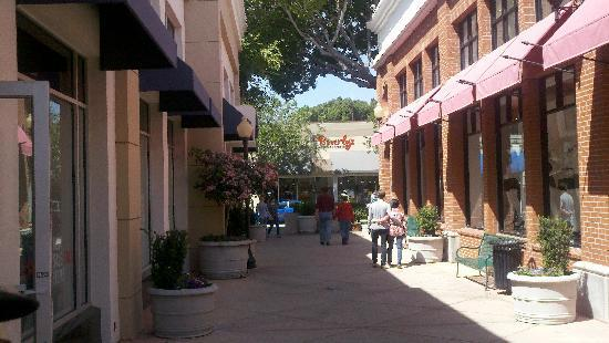 San Luis Obispo, CA: More shops in the downtown area.
