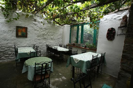 Dolmama Restaurant: El Patio