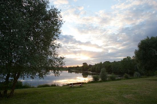 Saint-Amand-Montrond, França: Parc