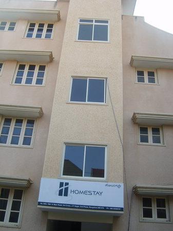 Homestay Serviced Apartments : Homestay - Jayanagar 3rd Block