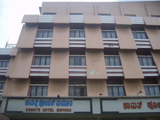 Kamat's Hotel Mayura