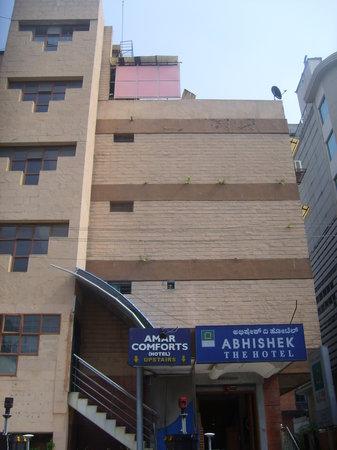 Abhishek The Hotel