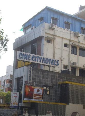 Cine City Hotel: Cini City Hotel