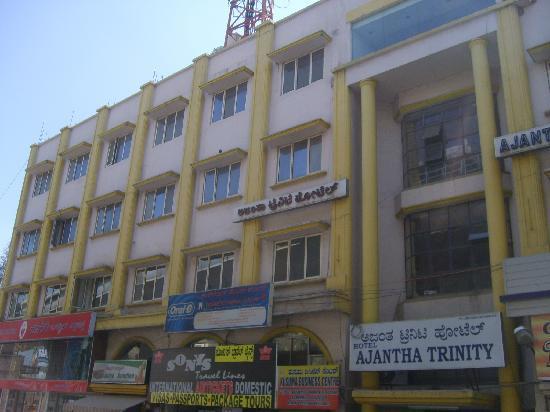 Oyo 649 Hotel Ajantha Trinity Inn Bengaluru Reviews Photos Rate Comparison Tripadvisor