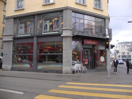 restaurants zurich