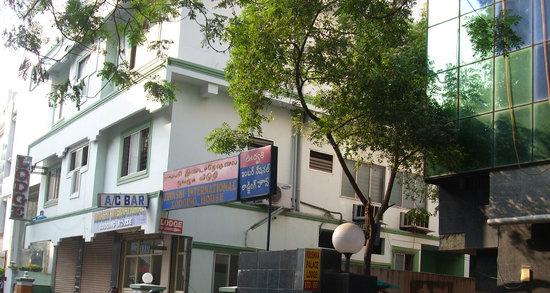 Urvashi International Hotel