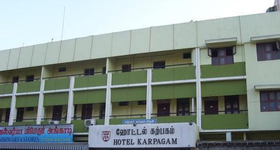 Hotel Karpagam International: Karpagam International Hotel