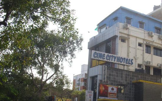 Elegant Cine City Hotel