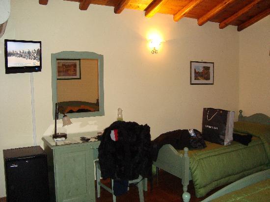 Charme B&B Alhambra: la nostra camera